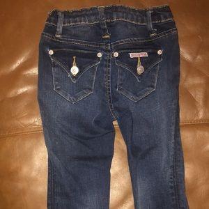 Little girls Hudson jeans